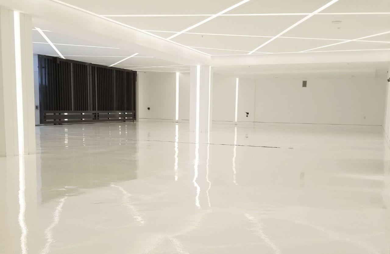 Custom Epoxy Floor Coatings