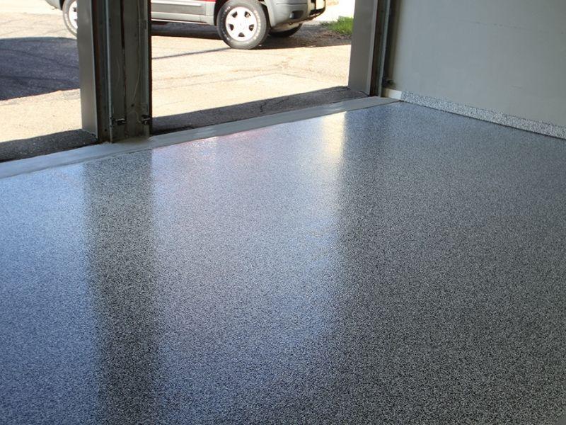 Polyurea Polyaspartic Floor Coating